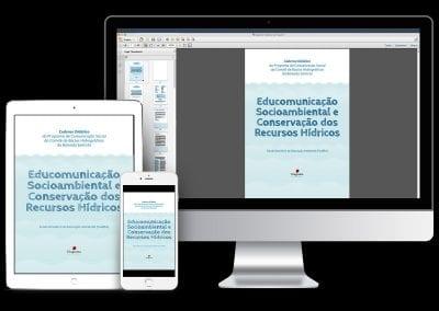 Caderno Didático do Programa de Comunicação Social do Comitê de Bacias Hidrográficas da Baixada Santista