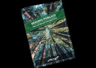 Resumo público do Plano de Manejo Florestal de 2019 – Senges Florestadora