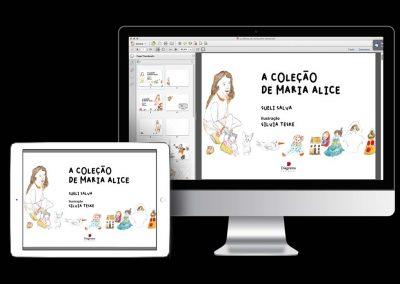 A coleção de Maria Alice